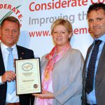 Considerate Construction Award Winners